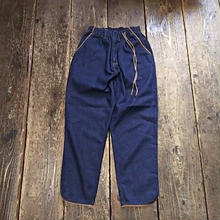 Nasngwam.  『SNYDER PANTS (GYPSY) (ONE WASH)』