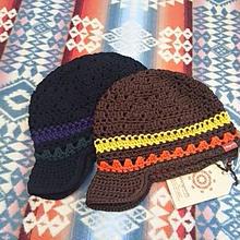 (再入荷) Nasngwam.×tomoknit 『TURTLE CAP』