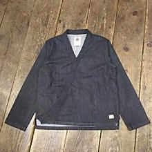 【SALE】 Nasngwam. 『GARNET SHIRT black』