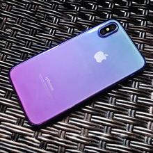 [NW433] ★ iPhone 6 / 6s / 6Plus / 6sPlus / 7 / 7Plus / 8 / 8Plus / X ★ シェルカバー ケース シンプル グラデーション