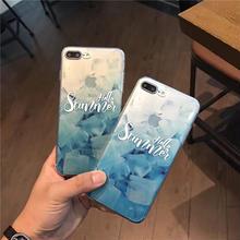 [NW439] ★ iPhone 6 / 6s / 6Plus / 6sPlus / 7 / 7Plus / 8 / 8Plus ★ シェルカバー ケース シンプル アイス 氷 クール クリア
