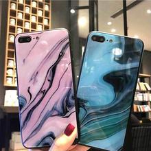 [MD232] ★ iPhone 6 / 6s / 6Plus / 6sPlus / 7 / 7Plus / 8 / 8Plus / X ★ シェルカバー ケース マーブル オトナ カラー シンプル