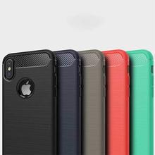 [MD195] ★ iPhone 6 / 6s / 6Plus / 6sPlus / 7 / 7Plus / 8 / 8Plus / X ★ シェルカバー ケース スリム アップルマーク シンプル