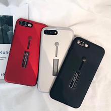 [NW479] ★ iPhone 6 / 6s / 6Plus / 6sPlus / 7 / 7Plus / 8 / 8Plus / X ★ シェルカバー ケース フィンガークリップ 落下防止
