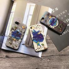 [NW274] ★ iPhone  6 / 6s / 6Plus / 6sPlus / 7 / 7Plus ★ シェルカバー サメ シャーク 海 イラスト 動物 iPhone ケース
