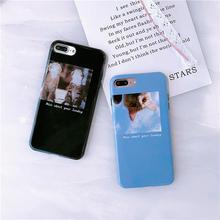 [NW440]  ★ iPhone 6 / 6s / 6Plus / 6sPlus / 7 / 7Plus  / 8 / 8Plus ★ シェルカバー ケース ネコ にゃんこ 写真 プリント 猫好き