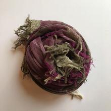 [tamaki niime] roots shawl-big RS-B-032