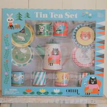 Tin Tea Set    cafe オーナーなりきりセット