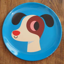 メラミンプレート dog