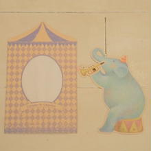 cirque du caprice  elephant