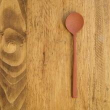 サオの木のカトラリー デザートスプーン