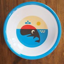 メラミンボウル whale