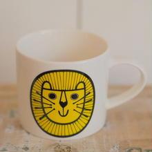 mini mug lion