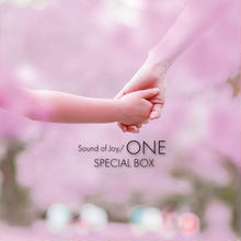 通常盤 TypeB『Sound of Joy / ONE』TPS-10004
