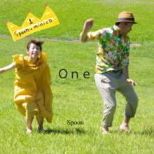 ミニCD『One』(2012/全3曲収録)