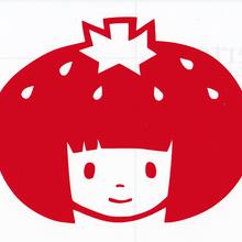 キャラクターシリーズ【おかっぱのいちごちゃん】6cm版