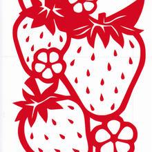 ワンポイントシリーズ【花蜜いちご】12cm版