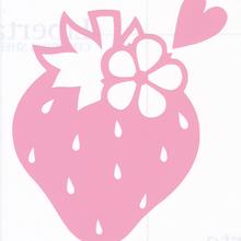 ワンポイントシリーズ【ときめくいちご】6cm版