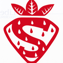 ロゴマークシリーズ【ダイヤベリー】6cm版