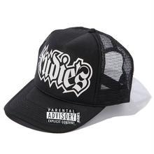 SPARK MESH CAP / BLACK