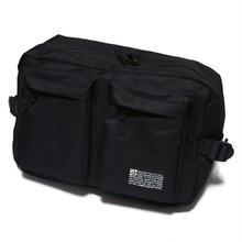 DISPORT WAIST BAG / BLACK