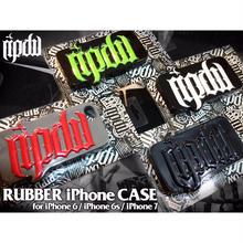 ripdw iPhone ラバーケース