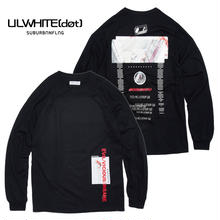 -MYTH- LONG SLEEVE TEE  / BLACK
