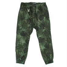 RC JOGGER PANTS / GREEN-BLACK
