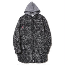 ANIMAL LONG HOOD SHIRTS / GRAY