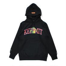 KERMIT HOODIE / BLACK