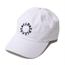 BILLOW -Polo Cap- / WHITE