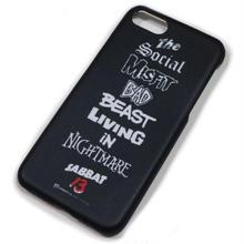 BEAST iPhone CASE / BLACK