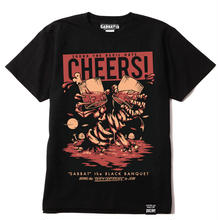 CHEERS Tシャツ