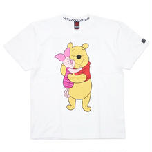 Pooh&Piglet T-SHIRT / WHITE