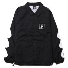 HUMANE -Coach Jkt- / BLACK