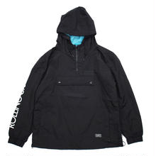 RLCR SIGN ANORAK / BLACK