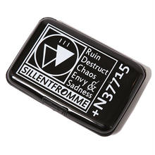 BLACK BOX -Aluminium Wallet-