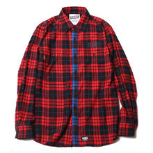 BASTED CHECK SHIRTS