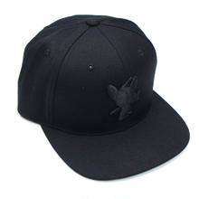 PPkn SNAPBACK / BLACK