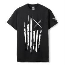 FLAG TEES / BLACK