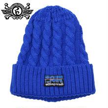 ASAGONIA KNIT CAP / BLUE