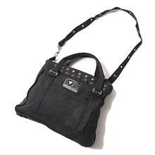 DISTRESSED -G.I Shoulder Bag-