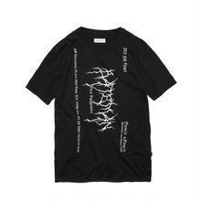 -EXIST- BIG TEE / BLACK