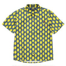 VITAMIN-C1000 LEMON SHIRT / BLUE