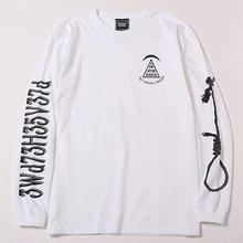 HUNGED -Long Sleeve- / WHITE