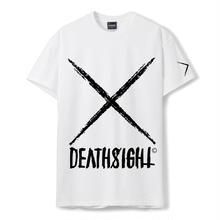 deathsight logo tees /WHITE