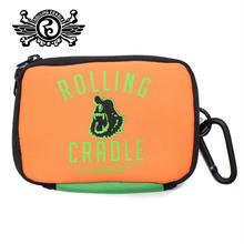 CYCLOPS SHOUT MINI POUCH / ORANGE