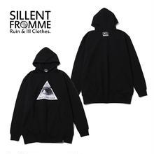 KEEK -Pullover- / BLACK