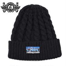ASAGONIA KNIT CAP / BLACK