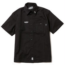 HOOK WORK SHIRTS / BLACK